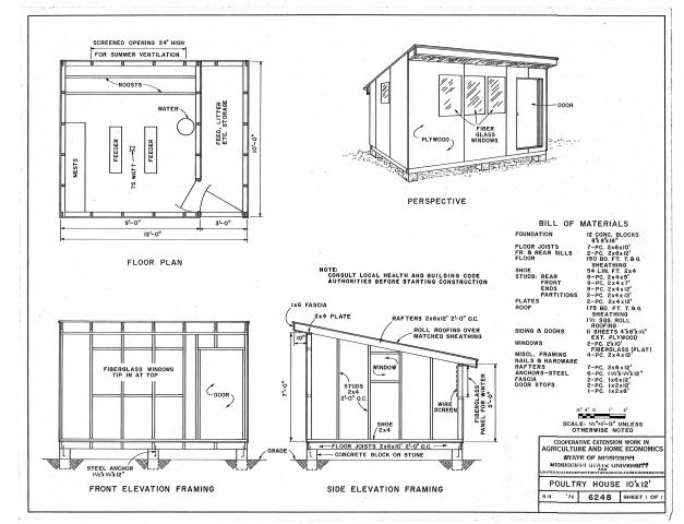 shed diagram 8x12