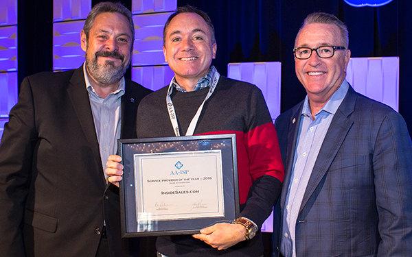 AA-ISP Inside Sales Awards