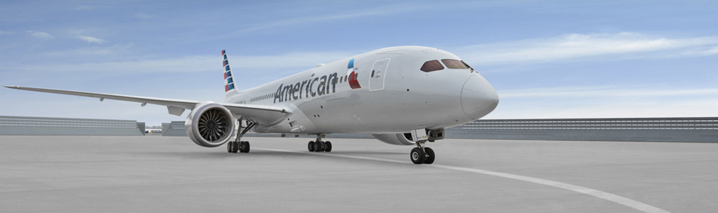 Planes − Travel information − American Airlines
