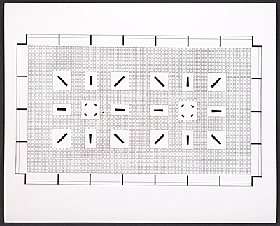 St Johnu0027s University Alcuin Library form Pinterest Marcel - free isometric paper