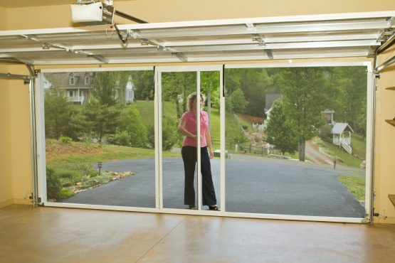 Garage Door Screens Aaa Doorteks