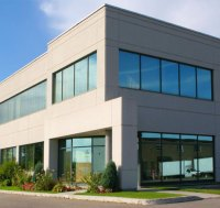 Exterior Office Windows | AAA Glass And Mirror, INC ...