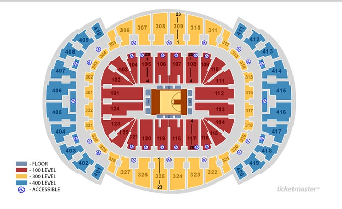 BIG3 Basketball AmericanAirlines Arena
