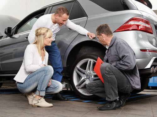 Before Getting an Vehicle Service Contract - Better Take Your Car
