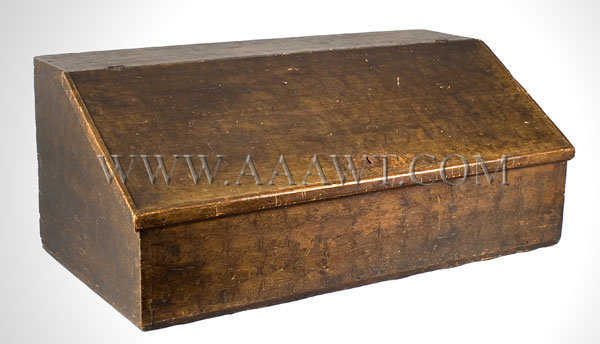 Antique Furniture Desk Bookcase Breakfront