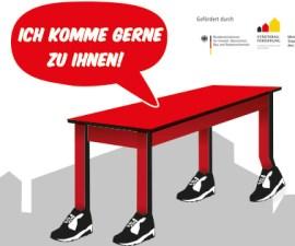 Roter Tisch © Alexander Samsz