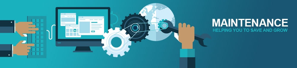Web and Application Maintenance Services, Software Maintenance
