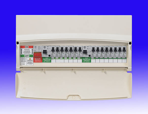 Consumer unit replacement - AA Electrical Services