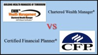 Difference  CWM  CFP  Chartered Wealth Manager  Certified ...