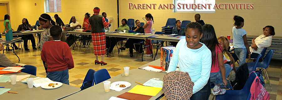 Parent and Student Activities