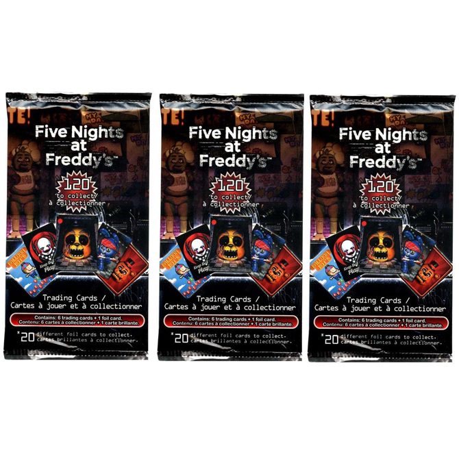 Five Nights at Freddy\u0027s Trading Cards AA Global Industries