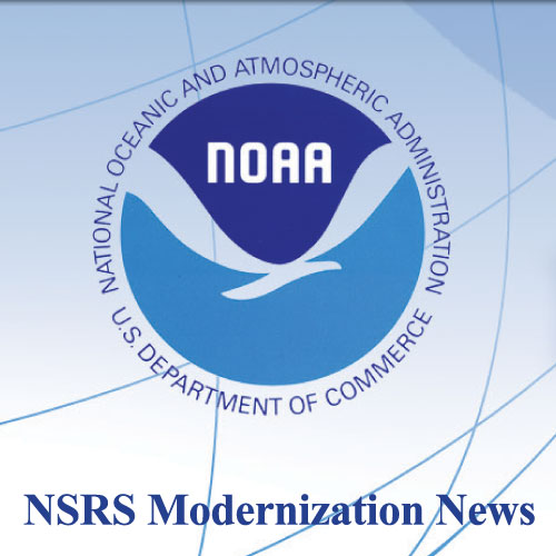 NGS Publishes First Issue of NSRS Modernization News
