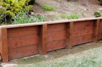 Retaining Walls Construction Portfolio | A and J Fencing