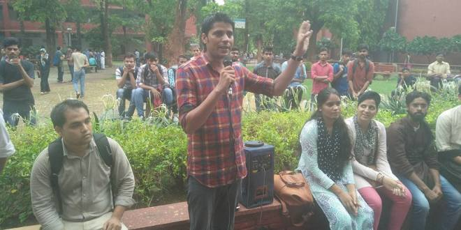 Jamia withdraws show-cause notice against scholar after protests