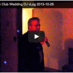 [Video Log] St. Cloud Country Club Wedding DJ