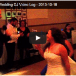 Video Log – Barker's Island Wedding DJ