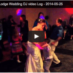 [Video Log] Grand Superior Lodge Wedding DJ