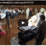 [Video Log] Green Acres Barn Wedding DJ
