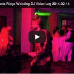 [Video Log] Lodge at Giants Ridge Wedding DJ