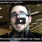 Aaron Goes to Mobile Beat Las Vegas 2014