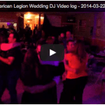 [Video Log] Park Rapids Wedding DJ