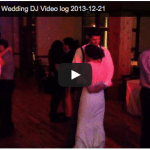 [Video Log] Pinstripes Edina Wedding DJ