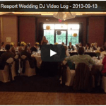 [Video Log] Superior Shores Wedding DJ