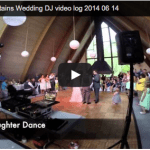 Video Log: UP of Michigan Wedding DJ
