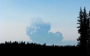 Redoubt Volcano Eruption, March 9, 09