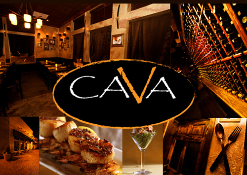 Cava Mezze is a locally grown Greek mezze-style restaurant in DC.