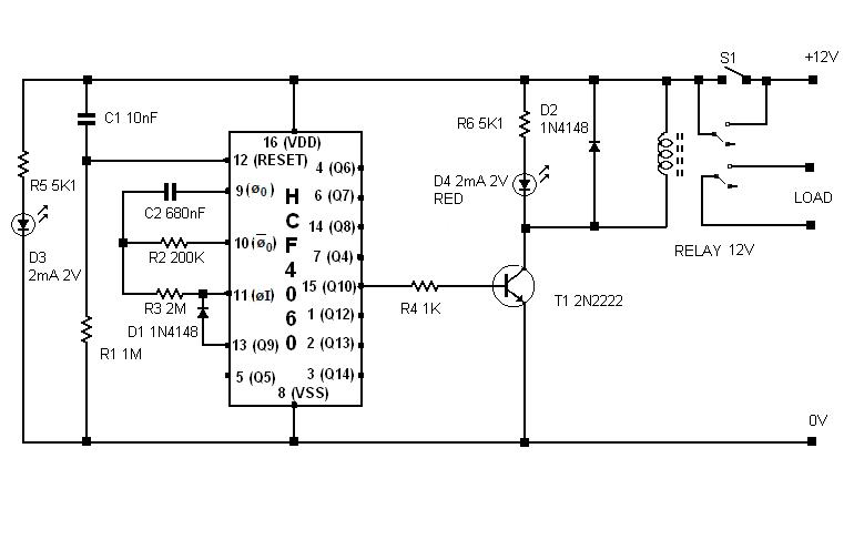 relay meaning in circuit