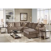 Woodhaven Industries Living Room Sets 7-Piece Kimberly ...