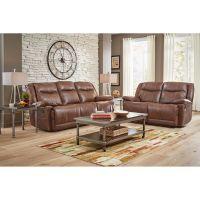 Amalfi Living Room Sets 7-Piece Barron Reclining Living ...