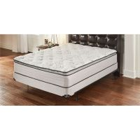 Woodhaven Industries Mattress Sets Queen Pillow Top Split ...