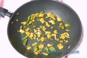 Lemon/Lime pickle (Limbe nonche/Lonche)