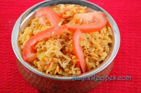 tomato-rice