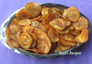Plantain/Banana Chips (Kele Balka)