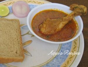 Venkat Chicken Gravy