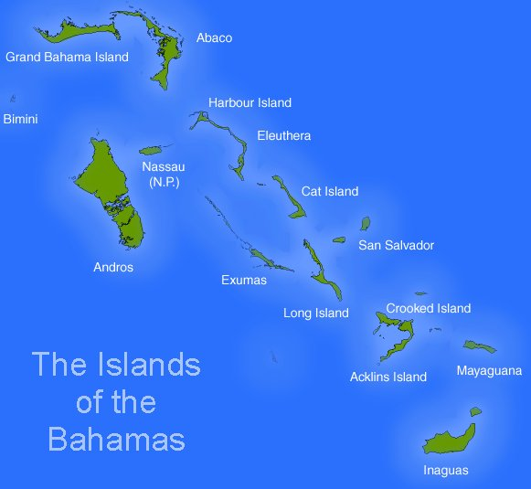 Islands of the Bahamas