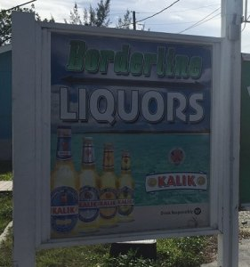 Borderline Liquors
