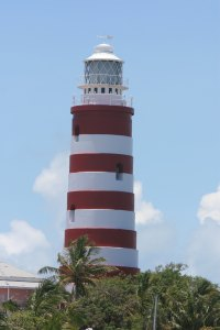 The Hope Town Lighthouse