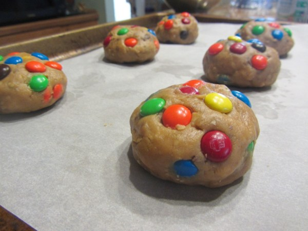 Pre-baked