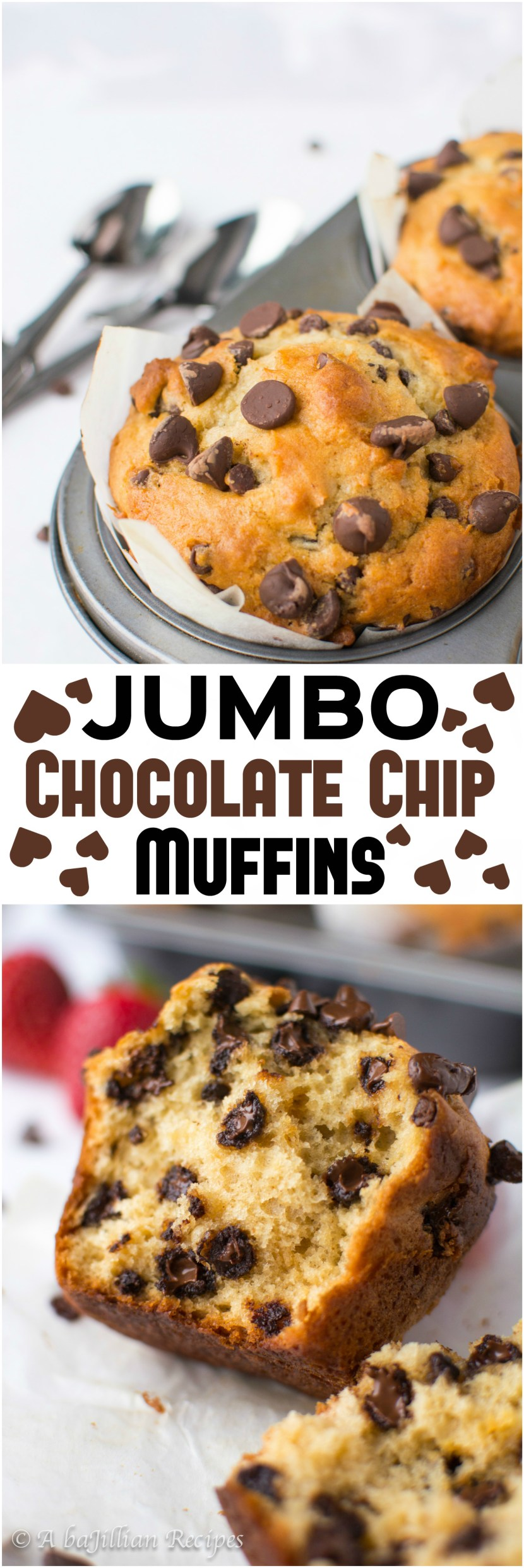 Jumbo-Chocolate-Chip-Muffins-abajillianrecipes