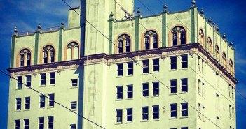 Exterior Restoration of Hotel Grand