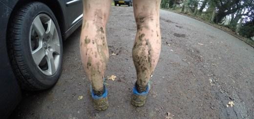 Dirty Feet - Panshangar Park Run