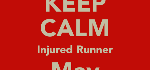 keep-calm-injured-runner-may-bite