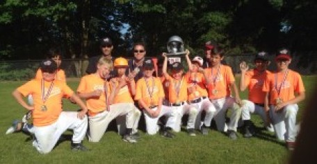 Orioles Mosquito Cup Champions