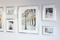 The IKEA frame wall   Modern International Wedding ...
