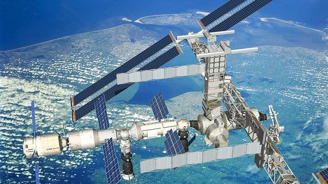 Real Madrid Hd Wallpapers 3d Estaci 243 N Espacial Internacional Abc Es