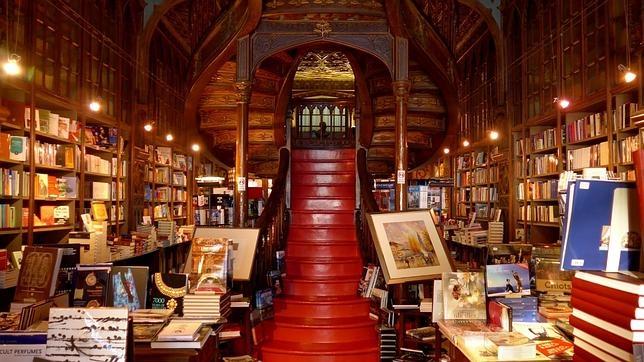 La Libreria De Harry Potter En Oporto Cobra Tres Euros Por